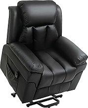 HOMCOM Lift Stand Assistance Chair Recliner Sofa