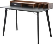 HOMCOM Modern Computer Desk Laptop Writing Table