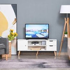 HOMCOM Modern TV Stand for TVs up to 42''