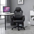 HOMCOM Racing Office Chair PU Leather Executive