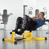 HOMCOM Squat Bench Trainer Sit Up Machine