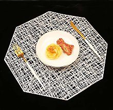 Homcomodar Place Mats for Kitchen Table Set of 6
