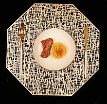 Homcomodar Placemats for Dining Table Set of 6