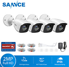Home 1080p Wired Security CCTV Camera with EXIR