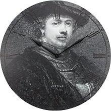 Home 50cm Rembrandt Wall Clock NeXtime