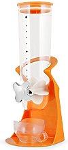 Home 9026Cereal Dispenser, Orange