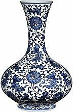 Home Accessories Vase Ceramic Hand-painted Antique