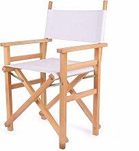 Home Artist Director Chair Folding Wood Chair Bar