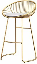 Home Bar Furniture Stool Barstools Iron Art Dining