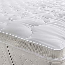 Home & Bath Co. Luxurious Airflow Mattress Topper