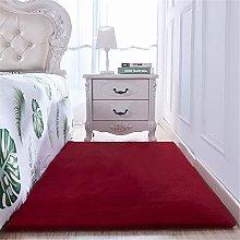 Home Bedroom Carpet Soft Bedroom Area Rug Fluffy
