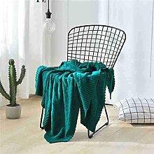 Home Blanket Cotton Cotton Needle Summer Air