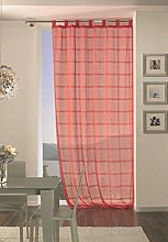 Home Collection c4106ll300Curtain Felicia