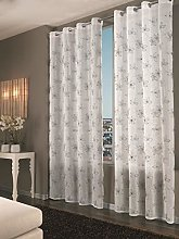 Home Collection gig116Curtain Lily 280x140x280
