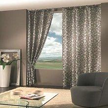 Home Collection mon114Monaco Jacquard Curtain