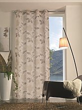 Home Collection tfs129 Curtain Flora 280x140x280