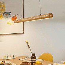 Home Creativity Chandelier, Led Wood Pendant