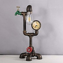 Home Creativity Industrial Table Lamp Vintage