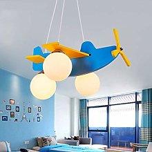 Home Creativity Lamp Pendant Lamp Aircraft Lamp