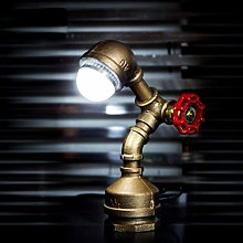 Home Creativity Led Desktop Lamp Retro Personality
