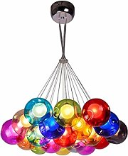 Home Creativity Modern Led Pendant Light ,Color