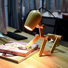 Home Creativity Wooden Creative Dog Design Bedside