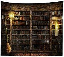 Home Decor Bookshelf Stone Fireplace Wall