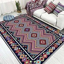 Home Decor Carpets for Living Room, Washable Yoga