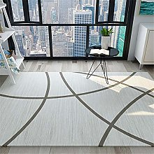 Home Decor Rugs Modern Minimalist Carpets Gray