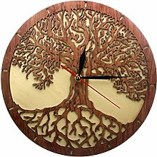 Home Decor Silent Sweep Kitchen Wall Clock
