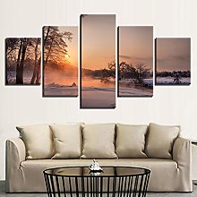 Home Decoration HD Inkjet Oil Painting Canvas Wall