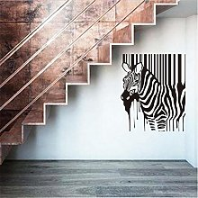 Home Decoration Painting Zebra Wall Stickers