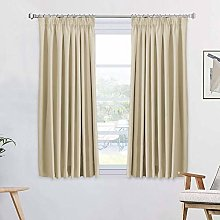 Home Decorative Blackout thermostatic Curtain