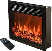 Home Decorative Electric Fireplace, 750/1000 W