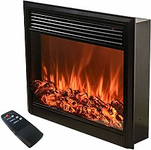 Home Decorative Electric Fireplace 750 1000 W High