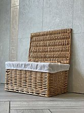Home Delights Regular Wicker Natural Style Basket