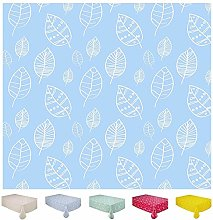Home Direct Rectangular Oilcloth PVC Wipe Clean