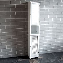 Home Discount Bath Vida Priano Bathroom Cabinet