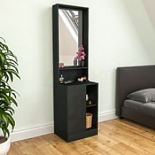 Home Discount - Sophia Dressing Table, Black