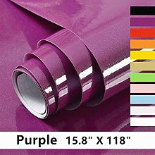 Home Dr Purple Contact Paper Decorative Self