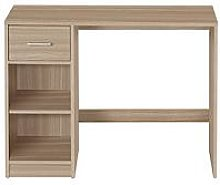 Home Essentials - Metro Desk - Oak Effect