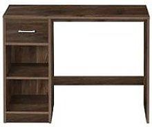 Home Essentials - Metro Desk - Walnut Effect