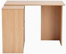 Home Essentials - Oslo Corner Desk