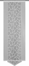Home Fashion 86629-101 Sliding Curtain with