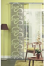 Home Fashion 87678 760 Sliding Panel Curtain