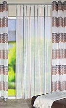 Home Fashion Curtain Fabric, Fabric, copper, 95 x