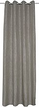 Home Fashion Curtain with Shrink Yarn Fabric Stone