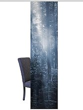 Home fashion Decorative Panel Curtain with Digital