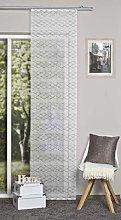 Home Fashion Scherli 084224-0307 Sliding Curtain