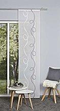Home Fashion Scherli 084479-2207 Sliding Curtain